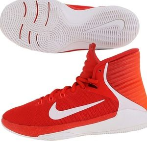 Nike Youth Prime Hype Basketball Shoes